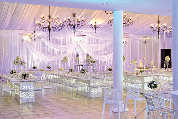 Traditional Wedding Decor Kzn : Homepage a z event specialists